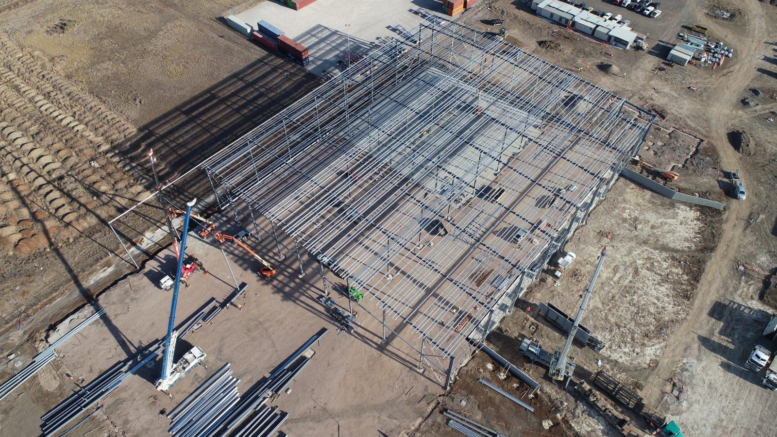 PFD Facility in Lara gaining momentum – Texco